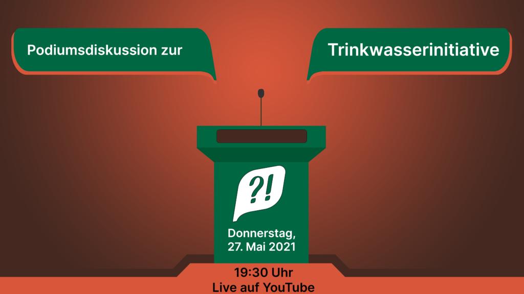 Livestream zu den kommenden Abstimmungen